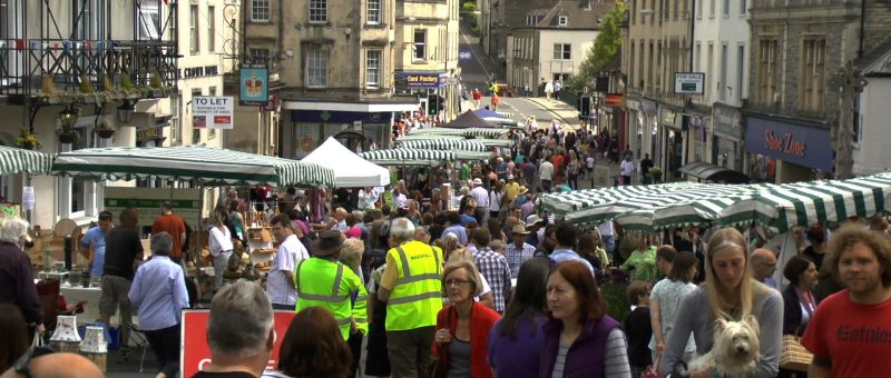The Frome Independent Market.