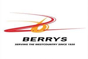 Berrys Coaches logo