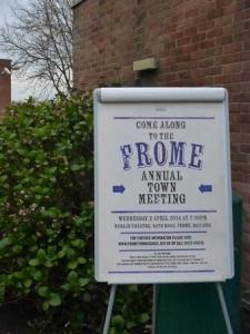 frome meeting