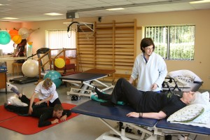 Picture MS therapy centre