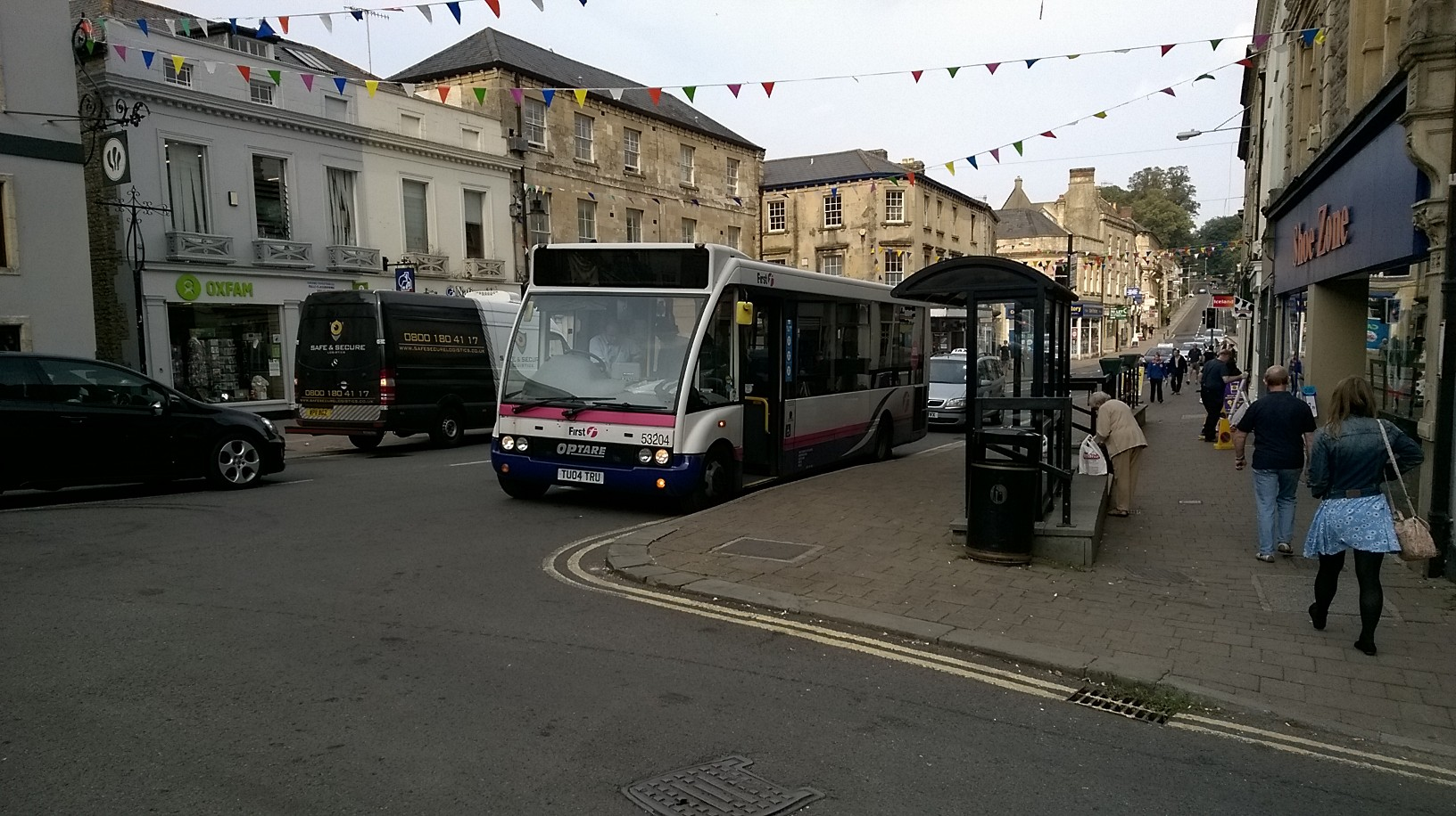 Cuts to Bus Funding