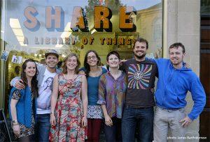 SHARE Original Team - 2015 - James Bartholemew