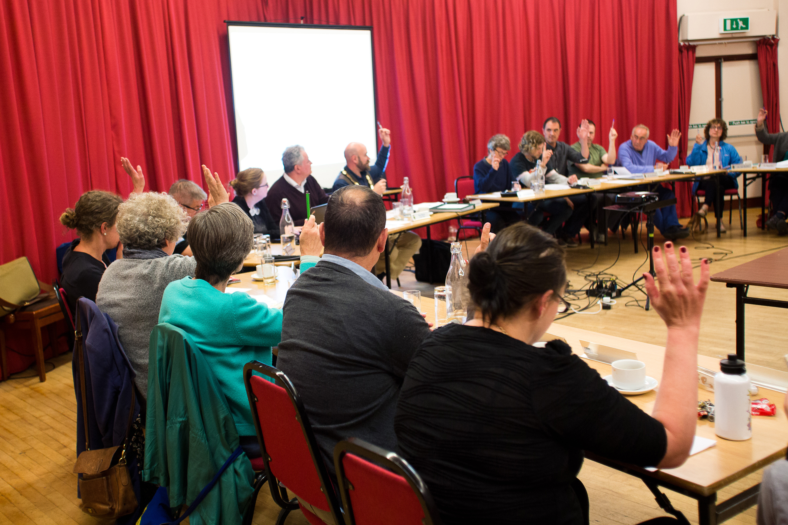 New committees and council meetings at Frome town council ...
