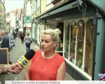 Frome featured as welcoming town on Polish TV