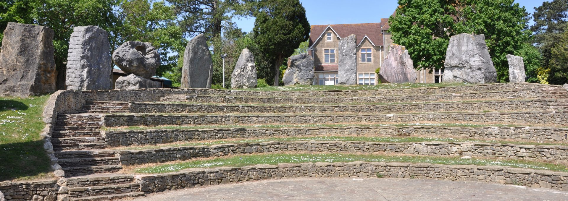 ECOS amphitheatre, Frome