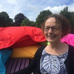 Volunteer of the month:  Anne Hardy from the Frome Children's Festival