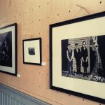 Black Pig Printmaking Studio exhibition at the Town Hall