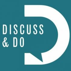 Discuss & Do logo
