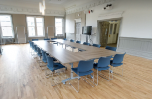 Frome Town Hall council chamber