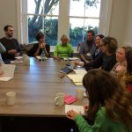 Community Training in Frome Town Hall