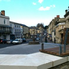 Boyles Cross - Frome town centre