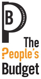 """""""The People's Budget"""""""
