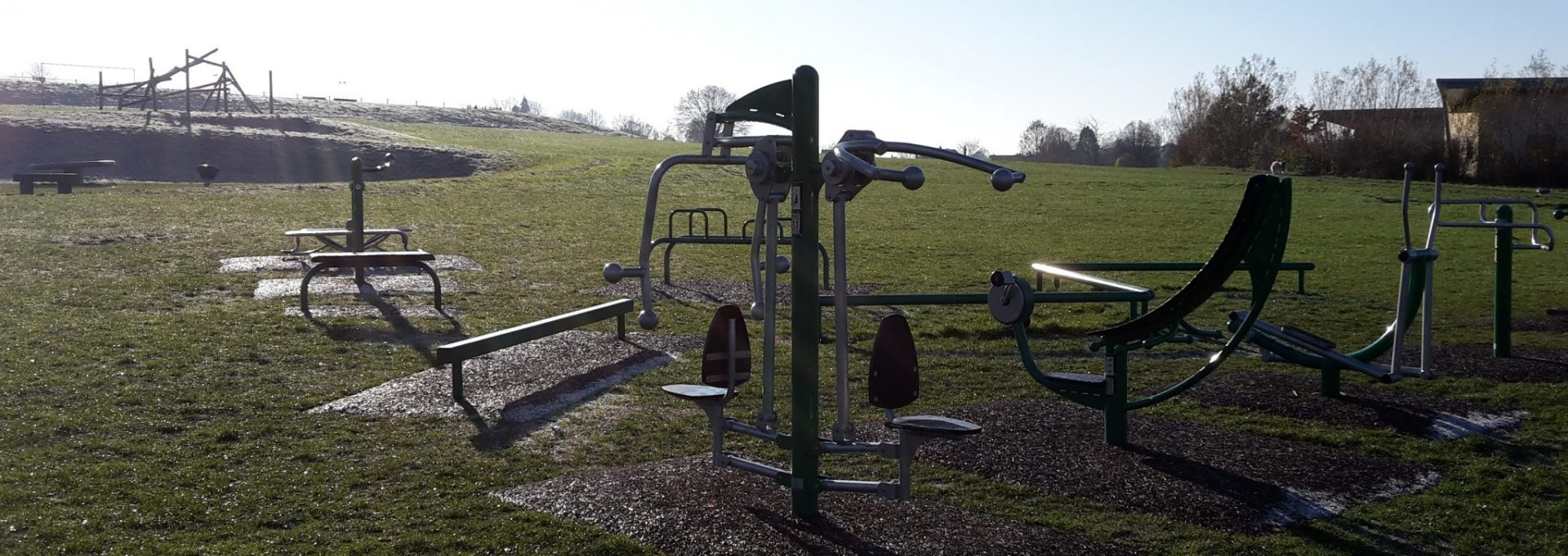 Frome's Outdoor Gym