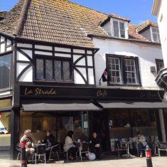 Cafe La Strada, Frome