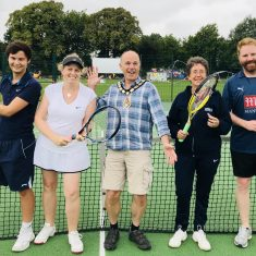 tennis for free in frome