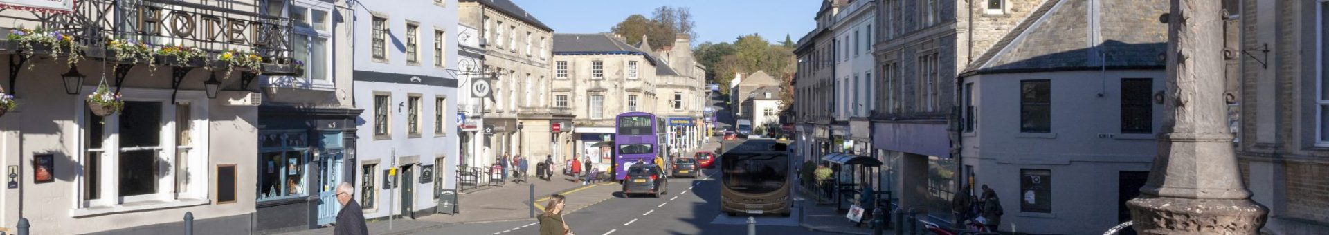 Photo of Market Place, Frome