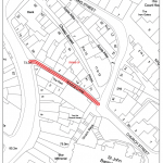 Temporary road closure of Eagle Lane Frome