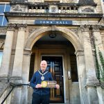 Frome Town Hall recognised as a Safe Place