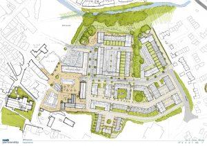 Saxonvale Emerging Masterplan