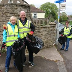 Litter warriors Frome