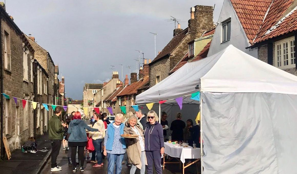 Picture of Selwood Street party