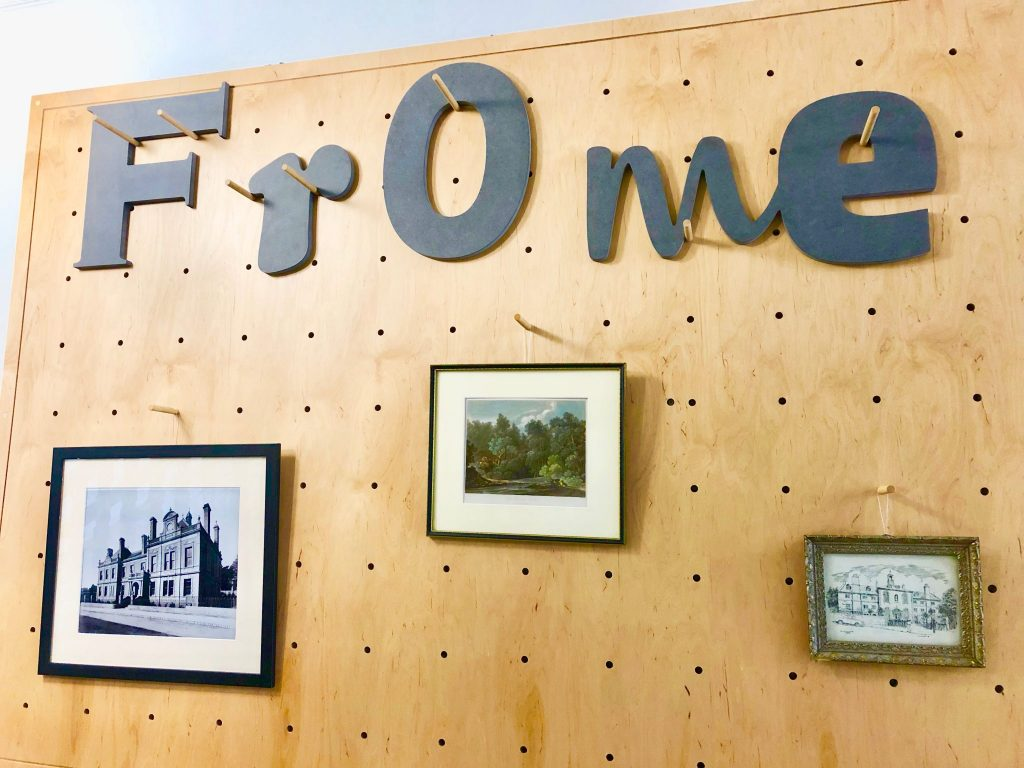 Frome Society for local study May 2019
