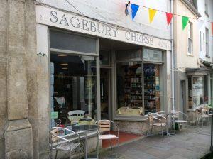 Sagebury Cheese