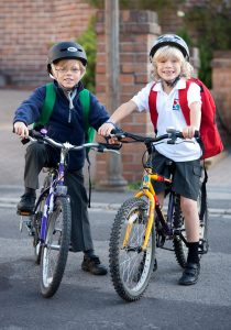 Ride kids ride