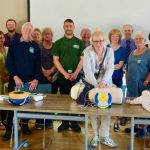 Friends take CPR to the heart of the Council
