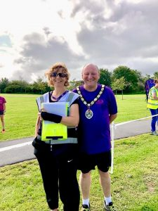Mayor of Frome Park Run photo