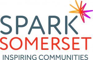 Spark Somerset Volunteer Service logo