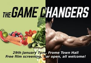 The Game Changers film screening poster