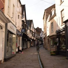 Empty Cheap Street