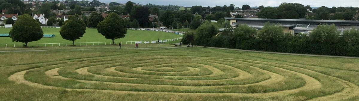 Maze at the Old Showfield, Frome