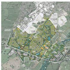 Map of Selwood Garden Community