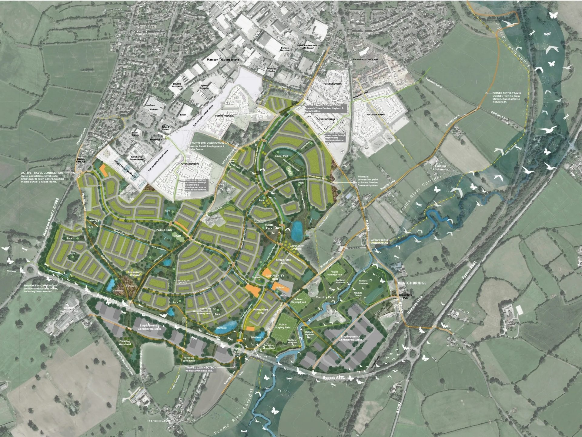 Selwood Garden Community- pre-application response - Frome ...