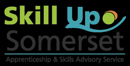 Skill Up Somerset logo