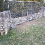 Vandalism means repairs rather than improvements in our parks