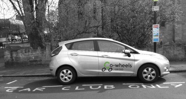 Photo of a co-wheels car