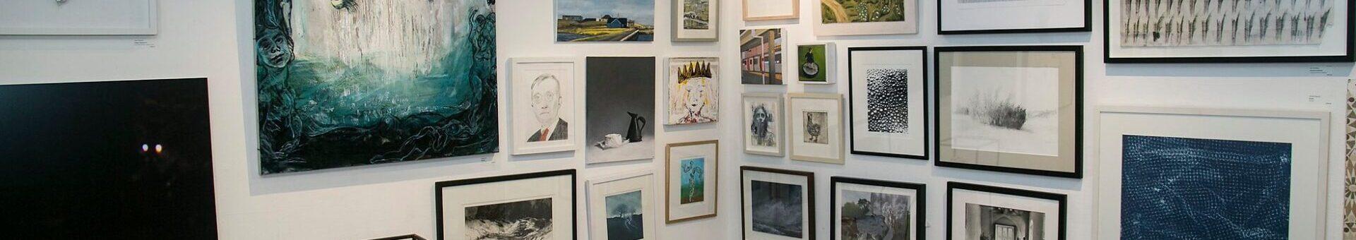Art exhibition at Black Swan Arts