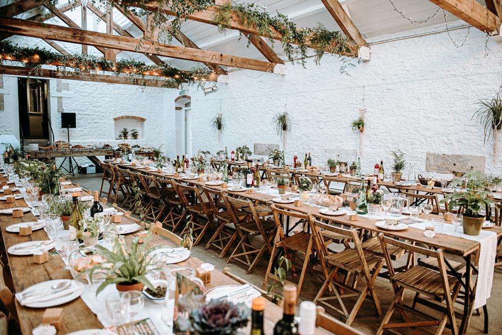 Silk Mill wedding